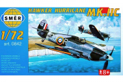 Самолет Hawker Hurricane MK.IIC (1/72)