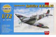 Самолет Spitfire H.F.Mk.VI (1/72)