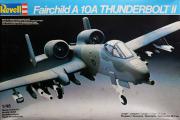 Самолет A-10A Thunderbolt II (1/48)