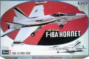 Самолет F-18A Hornet (1/48)