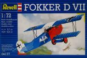 Самолет Fokker D VII (1/72)