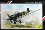 Самолет Junkers W 34 Hau 'Bramo Motor' (1/72)