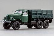 ЗИЛ-157К бортовой 'Учебный', зеленый (1/43)