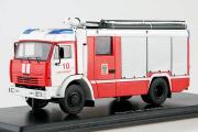АЦ-3,2-40 (43253), Санкт-Петербург, красный/белый (1/43)