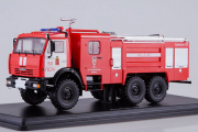 АЦ-5-40 (43118) 50 ПСЧ 6х6, красный/белый (1/43)