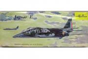 Самолет Jaguar E (1/50)