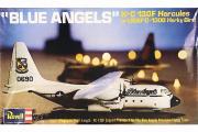 Самолет 'Blue Angels' K-C 130F Hercules (1/144)