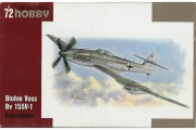 Самолет Blohm Voss Bv 155V-1 Karawanken (1/72)