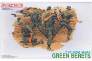 Солдаты Green Berets (1/35)