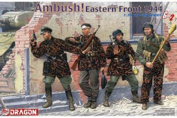 Солдаты Ambush! Eastern Front 1944 (1/35)
