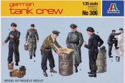 Солдаты German Tank Crew (1/35)