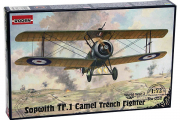Самолет Sopwith Tf.1 Camel (WWI) (1/72)