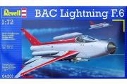 Самолет BAC Lightning F.6 (1/72)
