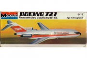 Самолет Боинг 727 (1/98)
