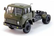 МАЗ-508В седельный тягач 4х4 1962, хаки (1/43)