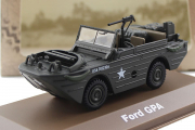 Ford GPA амфибия, хаки (1/43)
