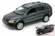 Volvo XC90, темно-серый (1/18)