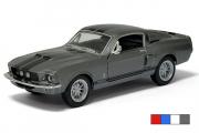 Shelby GT500 1967, цвета в ассортименте (1/44)