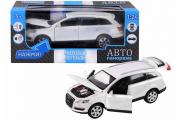 Audi Q7, белый (1/24)