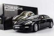 Porsche Panamera, черный (1/18)