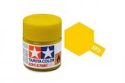 Краска XF-03 желтая матовая акрил (Flat Yellow) 10 мл.