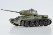 Танк Т-34-85, хаки (1/43)