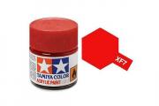 Краска XF-07 красная акрил матовая (Flat Red) 10 мл.