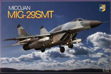 МИГ-29 СМТ (1/72)