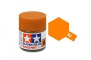Краска X-06 оранжевая акрил глянцевая (Orange) 10 мл.