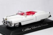 Cadillac Eldorado Parade 1953, белый (1/43)