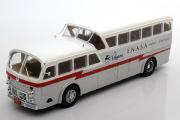 Автобус Pegaso Z-403 Monoscocca Spain 1951, белый/серебристый (1/43)