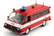 РАФ-22034 'Пожарный', красный/белый (1/43)