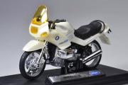 Мотоцикл BMW R1100 RS, белый (1/18)