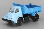 МАЗ-510Б самосвал 1962, синий (1/43)
