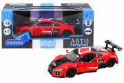Audi R8 LMS, красный (1/24)