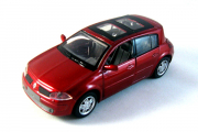 Renault Megane, красный (1/32)