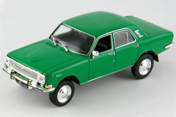 Горький-24-95 'Волга', зеленый (1/43)