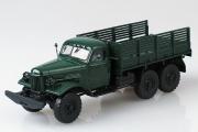 ЗИЛ-157К бортовой, темно-зеленый (1/43)