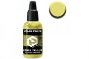 Краска 0043 песочно-желтый (Sandy yellow) акрил для аэрографа 18 мл
