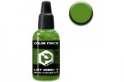 Краска 0150 светло-зеленый БТТ (ligt green tank) акрил для аэрографа 18 мл