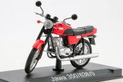 Мотоцикл Jawa 350/638-0-00, красный (1/24)