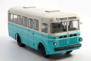 Автобус РАФ-976, голубой (1/43)