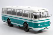 Автобус ЛАЗ-695М городской, зеленый (1/43)
