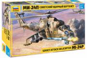 Вертолет МИ-24П ударный (1/48)