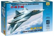 Самолет СУ-50 (Т-50) (1/72)