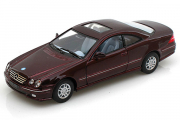 Mercedes-Benz CL500, коричневый (1/38)