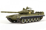 Танк Т-72, хаки (1/72)