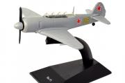 Самолет Як-11 (1/80)