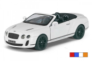 Bentley Continental Supersports Convertible 2010, цвета в ассортименте (1/38)
