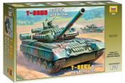 Танк Т-80БВ (1/35)